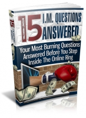 15 im questions answered