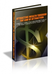 attracting wealth through the