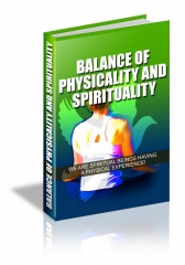 balance of physicality and spi