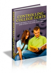 controlling college debts