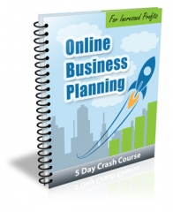 online business planning plr n