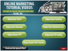 online marketing training vide