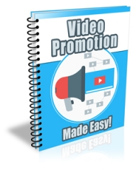 video promotion made easy plr
