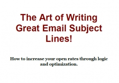 writing great email subject li