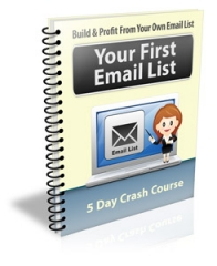 your first email list plr news